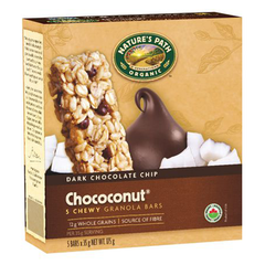 Nature's Path Chococonut Granola Bars - 175g