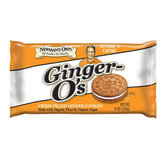 Newman's Own Ginger-O's - 226g