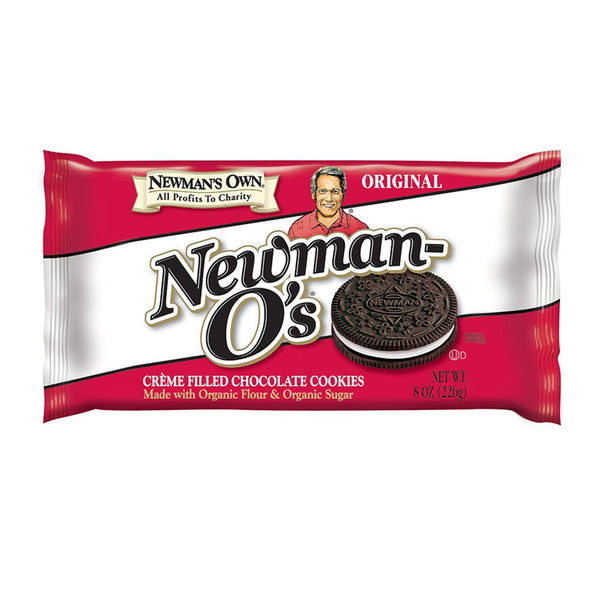 Newman's Own Original Newman-O's Cookies - 226g