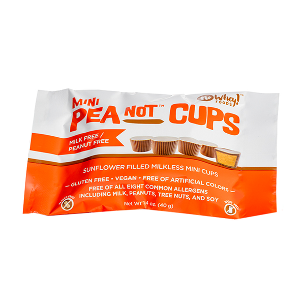 No Whey Foods Mini Peanot Cups - 40g