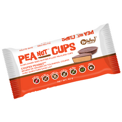 No Whey Foods PeaNOT Butter Cups - 42g