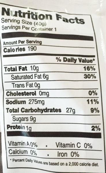 No Whey Foods Chocolatey Pretzels - 40g