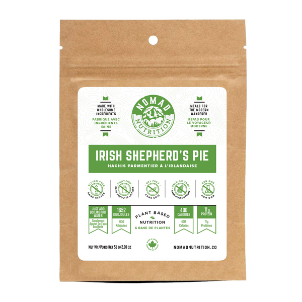 Nomad Irish Shepherd's Pie Adventure Meal - 56g