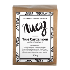Nuez Date True Cardamom Nutmilk - 500g
