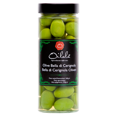Oilala Green Olives - 560g