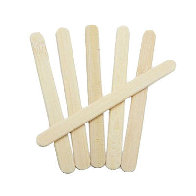 Onyx Bamboo Ice Pop Sticks - 24 pieces
