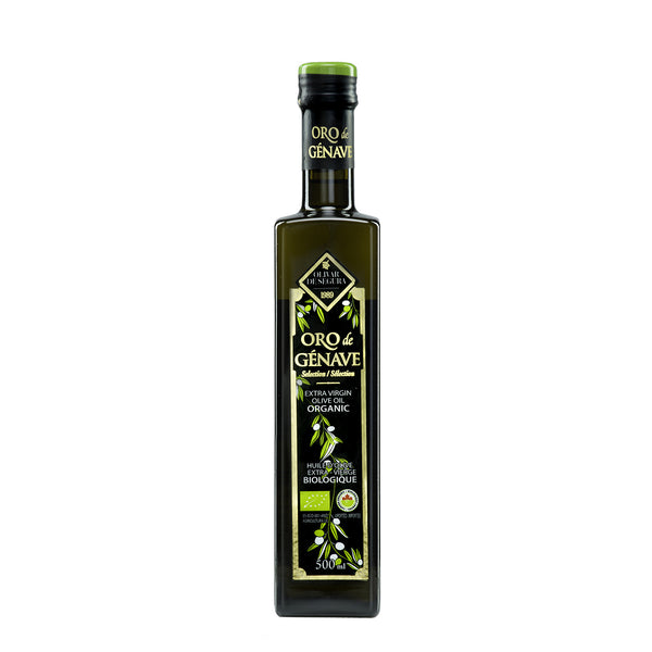 Oro de Genave Selection Organic Olive Oil - 500ml