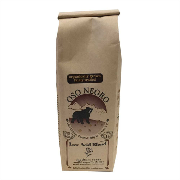 Oso Negro Low Acid Medium Coffee Blend - 454g