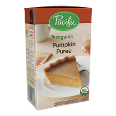 Pacific Foods Organic Pumpkin Puree - 454g