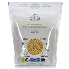 Probites Nutrition Pea Protein Crisps - 350g