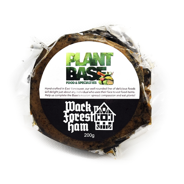 PlantBase Food Wack Forest Ham - 200g