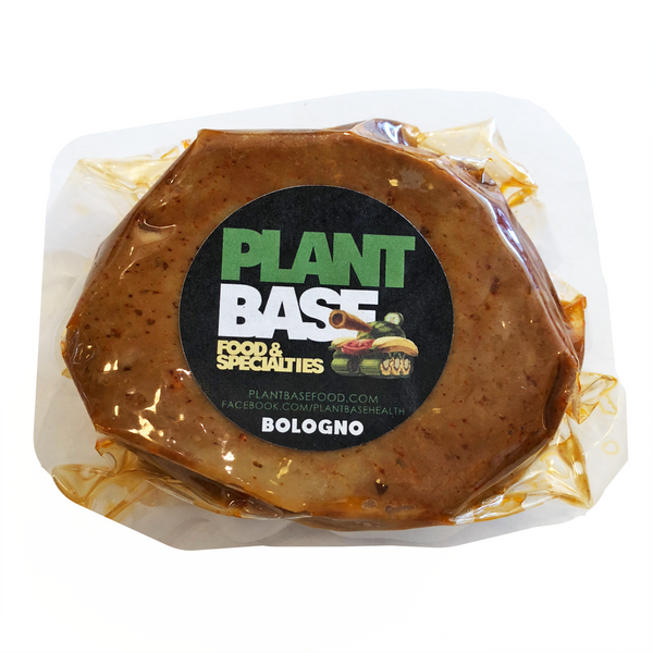 PlantBase Food BologNO Slices - 200g