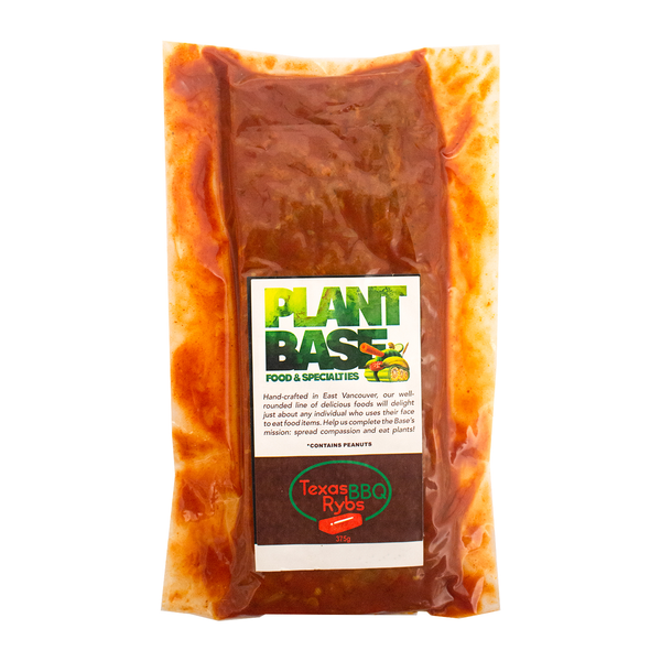 PlantBase Food Texas BBQ Rybs - 250g