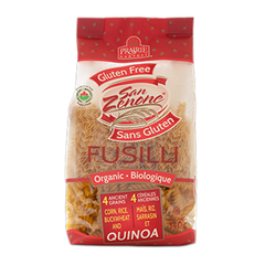 Prairie Harvest San Zenone Gluten-Free Four Ancient Grains Fusilli - 340g