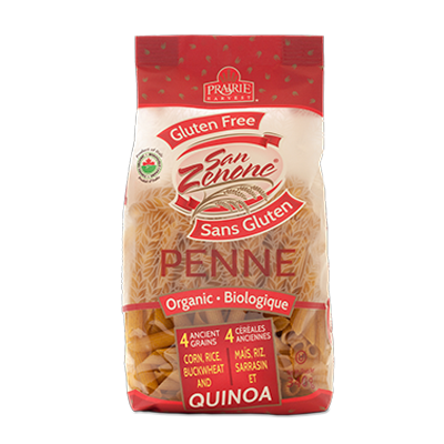 Prairie Harvest San Zenone GF 4 Ancient Grains Penne - 340g