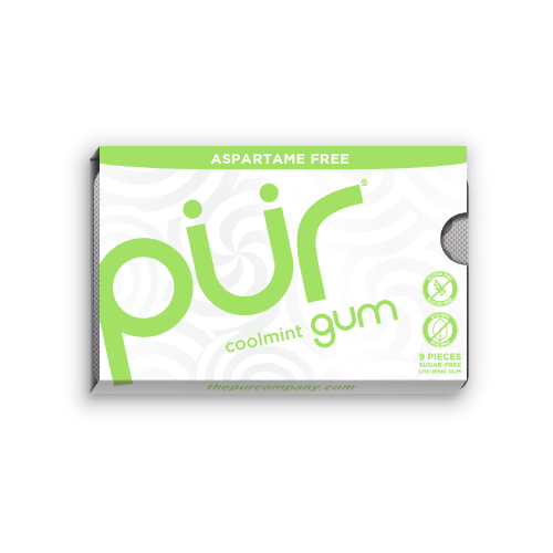 Pur Coolmint Gum - Multiple Sizes