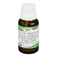 Pure-Le Natural Super Strength Oil Of Oregano - 15ml