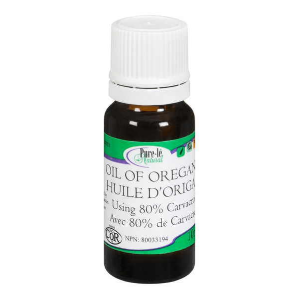 Pure-Le Natural Oil Of Oregano - 10ml