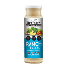 RawFoodz Ranch Revival Dressing - 250ml
