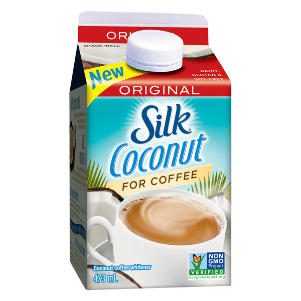 Silk Original Coconut Coffee Whitener - 473ml
