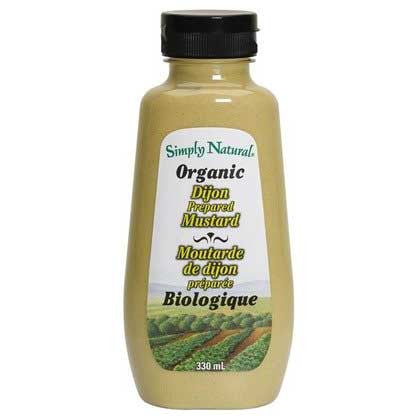 Simply Natural Organic Dijon Mustard - 330ml