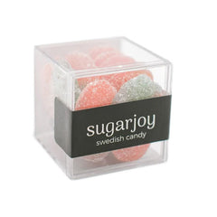 Sugarjoy Assorted Swedish Sours Candy Cube - 150g
