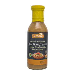 Everland Organic Thai Peanut Sauce - 355ml