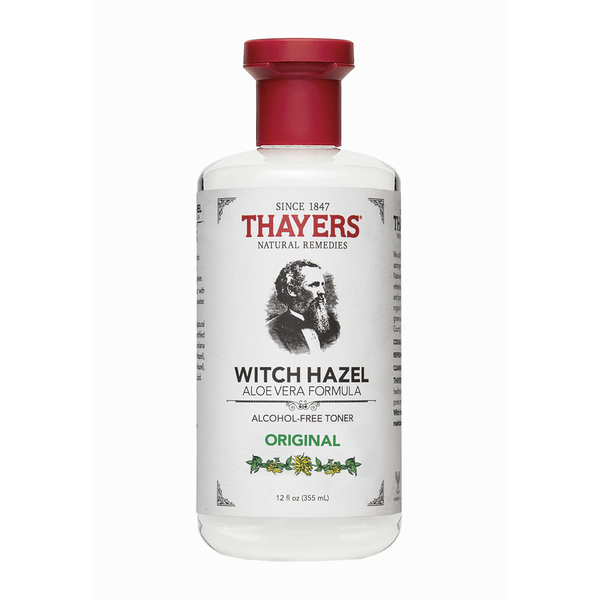 Thayers Original Alcohol-Free Witch Hazel with Aloe - 355ml