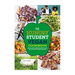The Hungry Student Vegan Cookbook by Spruce