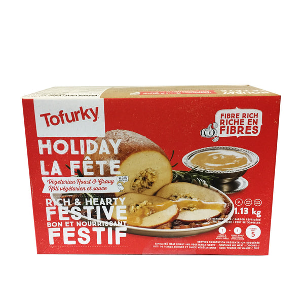 Tofurky Holiday Roast & Gravy- 1.13kg