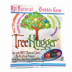 Tree Hugger Fantastic Fruit Bubble Gum - 57.6g