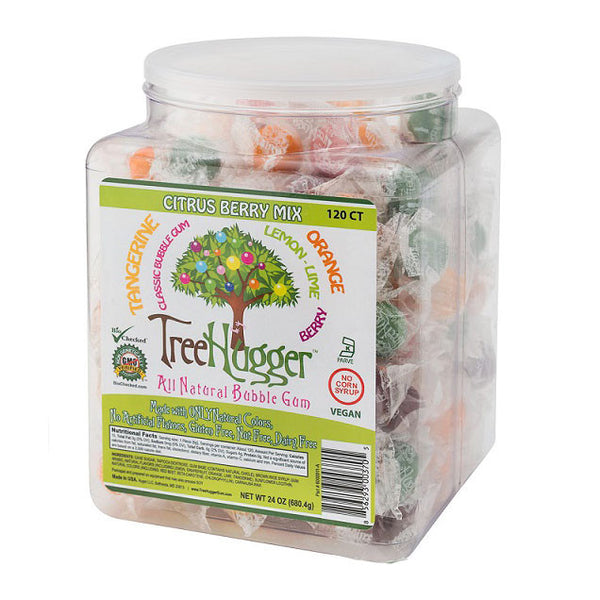 Tree Hugger Citrus Berry Bubble Gum Ball - 5g