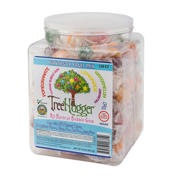 Tree Hugger Fantastic Fruit Bubble Gum Ball - 5g