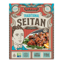 Upton's Traditional Seitan Chunks - 227g