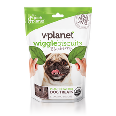 V-Planet Wiggle Dog Biscuits - 199g