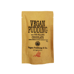 Vegan Pudding & Co. Chocolate Pudding & Pie Filling - 50g