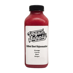 Vegan Supply Beet Rejuv Juice - 500mL