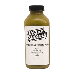 Vegan Supply Supremely Kale Juice - 500mL