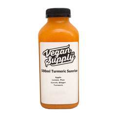 Vegan Supply Turmeric Sunrise Juice - 500ml