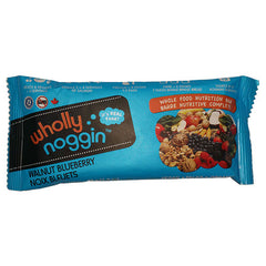 Wholly Noggin Walnut Blueberry Bar - 45g