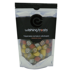 Wishing Treats Emoji Mix Rock Candy - 60g