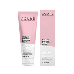 Acure Seriously Soothing Cleansing Cream - 118ml