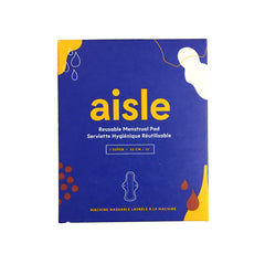 Aisle Reusable 33cm Overnight Super Pad