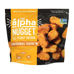 Alpha Foods Original Chik'n Nuggets - 309g