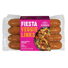 Big Mountain Foods Fiesta Veggie Links - 300g
