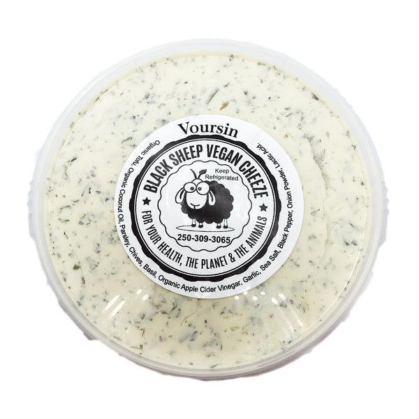 Black Sheep Voursin Cheese - 285g
