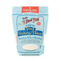Bob's Red Mill Gluten Free 1-to-1 Baking Flour - Multiple Sizes