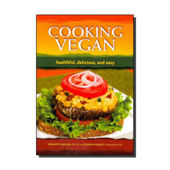 Cooking Vegan by Vesanto Melina & Joseph Forest