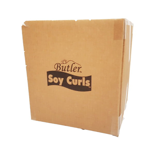 Butler Foods Fine Soy Curl Crumbs (TVP Alternative) - 24lbs