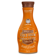 Califia Farms Pumpkin Spice Latte Cold Brew - 1.4L